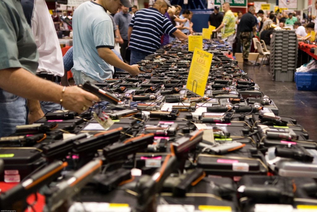 10 Shocking Facts About Guns And Being Shot