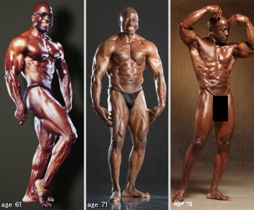 78-Year-Old Vegan Bodybuilder Shows The Benefits of a Vegan Diet