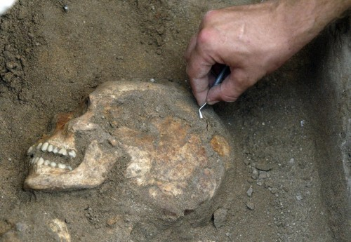 DNA discovery unearths 'unknown chapter in human history' in Europe 15,000 years ago