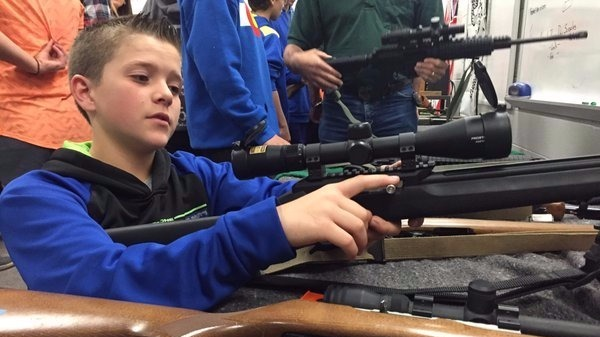 Colorado middle school teaches students gun safety