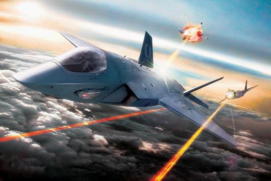 10 Mind-Blowing Futuristic Wartime Technologies