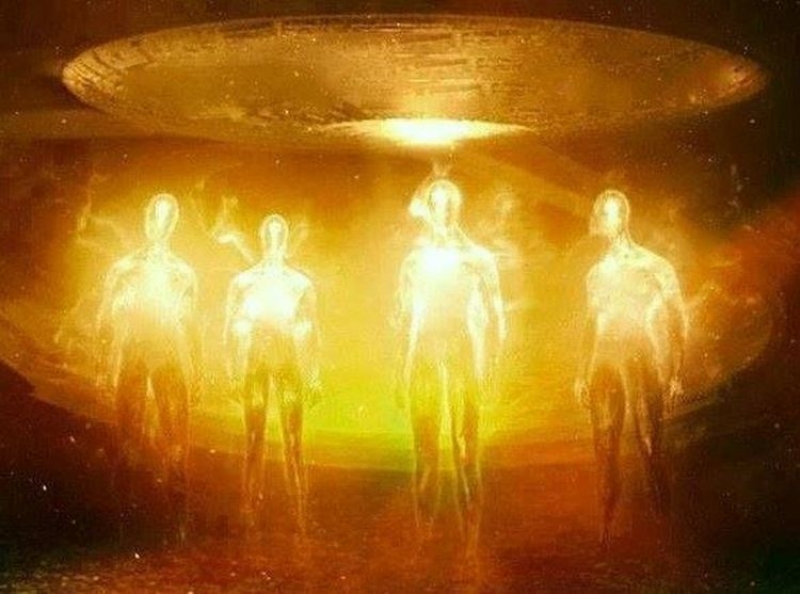""""""" Beings Are Visiting Us From Other Dimensions """" – Confirms The FBI"""
