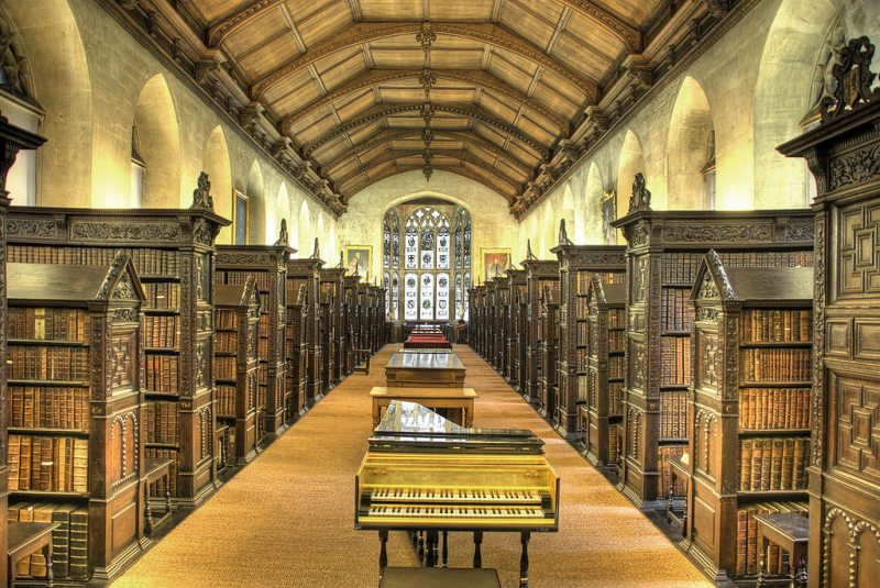 The World's Libraries — beautiful buildings for all to enjoy