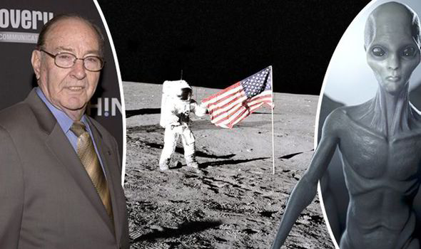 """""""UFO Did Crash In Roswell"""" Confirmed TheMan Who Walked On The Moon. R.I.P Edgar Mitchell"""