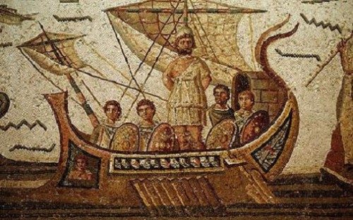 Greeks 'discover Odysseus' palace in Ithaca, proving Homer's hero was real'