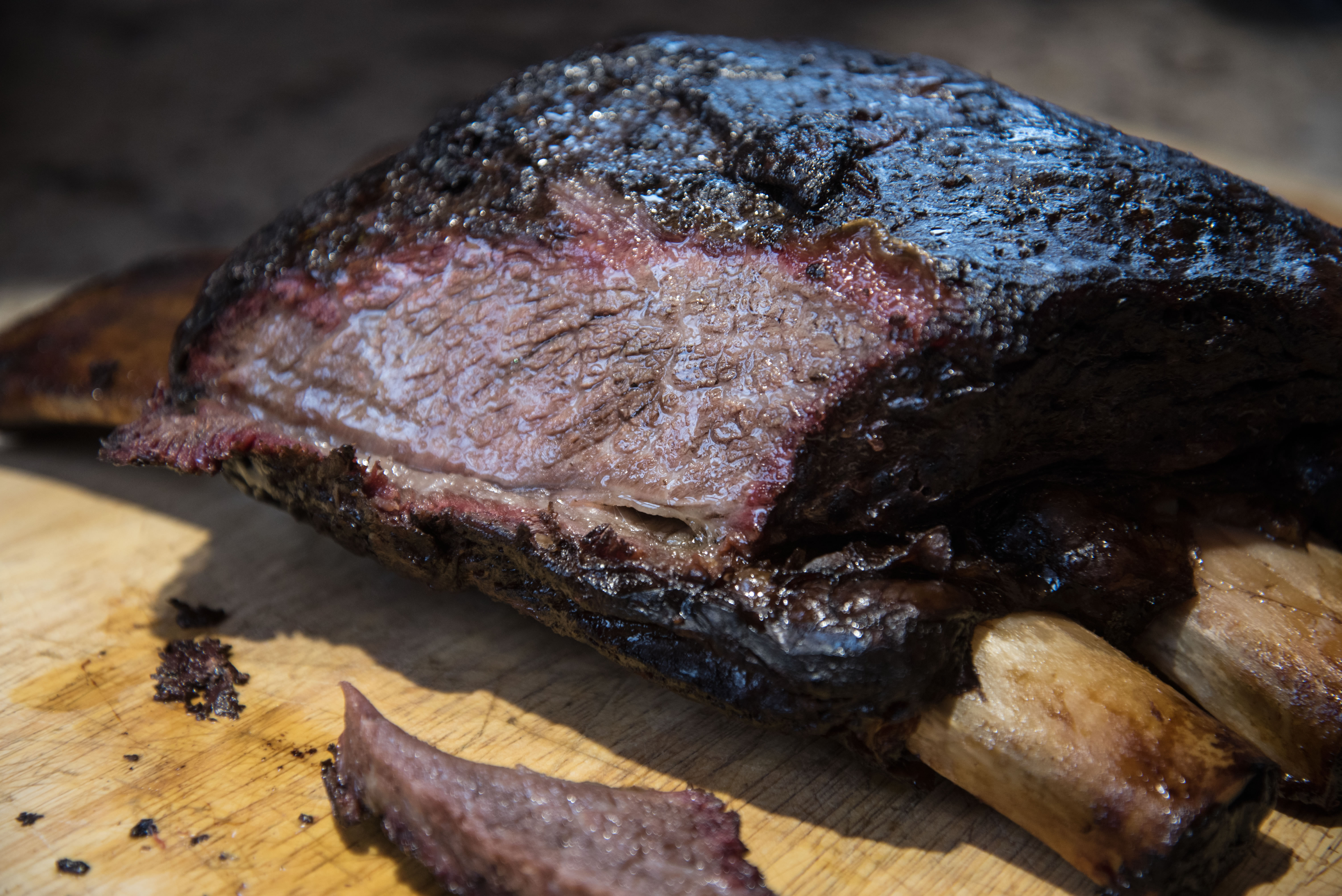 Barbecue Beef Ribs Texas Style