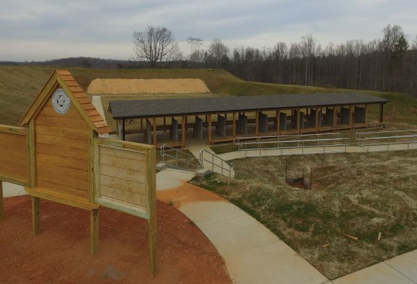 Largest public shooting range in N.C. to open April 19