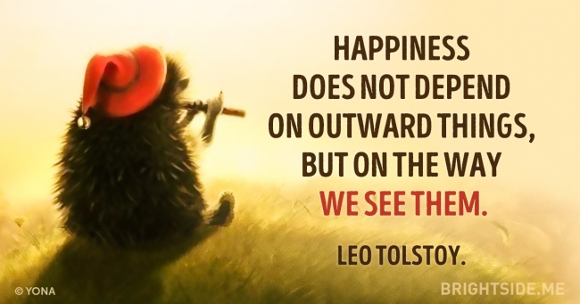20 quotes from Leo Tolstoy that reveal the secret to a happy life