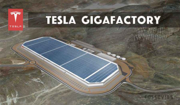 Tesla Gigafactory: Elon Musk's Another Innovation On The Run
