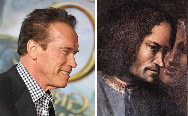 11 celebrities and their medieval look-alikes