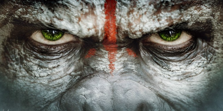 Stalin's half-man, half-ape super-warriors