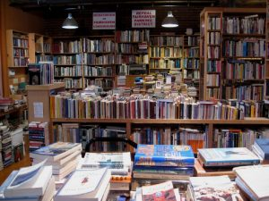 Eclipse bookstore - a facebook message.