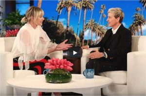 Ellen DeGeneres gets wonderful gift from her wife