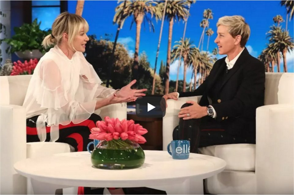 Ellen's Wife Gave Her The Best Gift Ever, Break Out The Kleenex