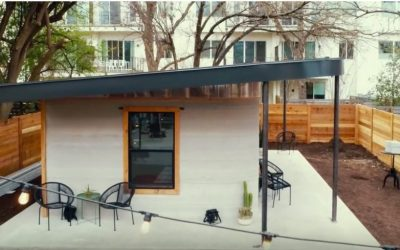 Here's America's First 3D-Printed House…That's Got Permits