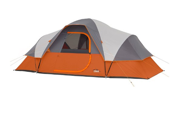 CORE Nine Person Extended Dome Tent