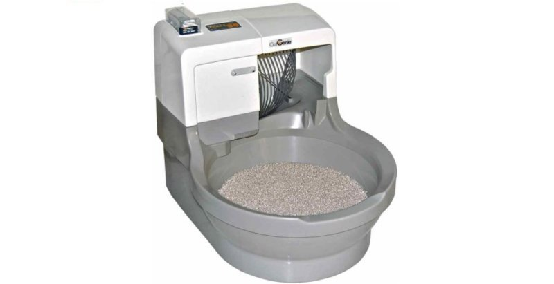 Product photo: CatGenie Self-Washing, Self-Flushing Cat Box