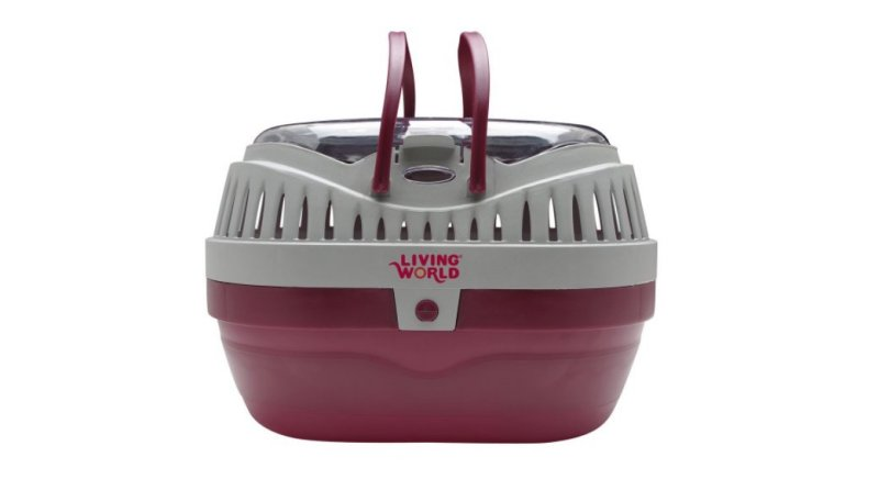 Product photo: Living World Pet Carrier