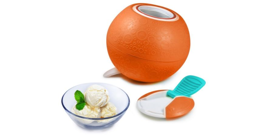 Yaylabs SoftShell Ice Cream Ball available on Amazon click here