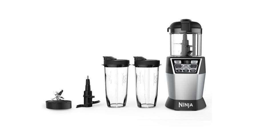 Nutri Ninja Nutri Bowl Duo (Processor, Nutri Ninja Cups) NN102 available on Amazon click here